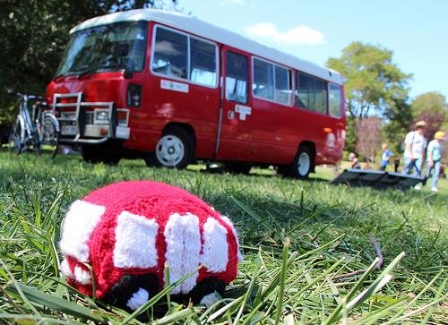 big bus, little bus by @Sayraphim