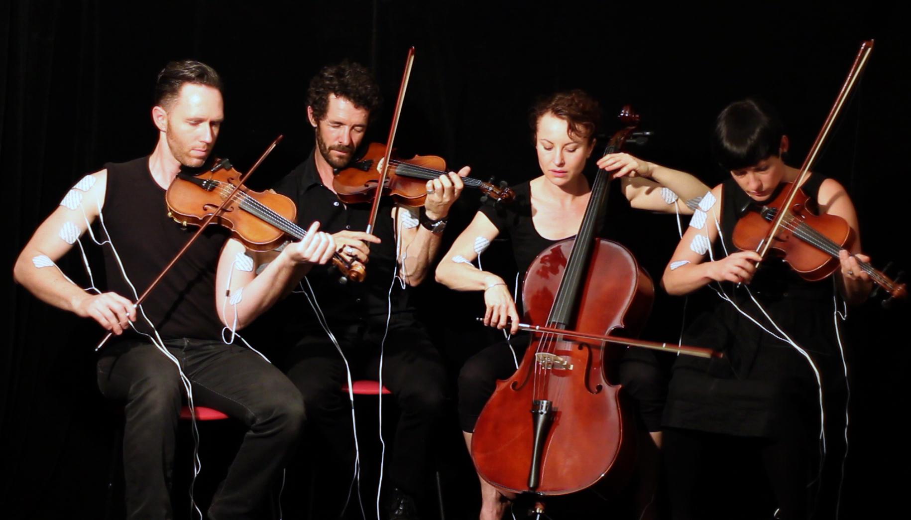 involuntary quartet